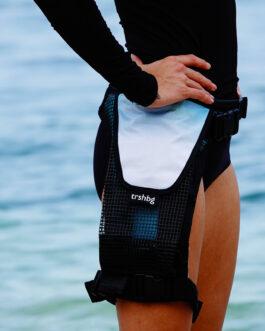 Hip bag (3.8 liter) – The default bag for scuba dive and clean ups